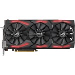 Placa video Asus Radeon RX Vega 56 ROG Strix OC 8GB HBM2 2048bit ROG-STRIX-RXVEGA56-O8G-GAMING