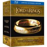 Trilogia Stapanul Inelelor - Editie extinsa (Blu Ray Disc) / The Lord of the Rings: Trilogy - Extended Edition