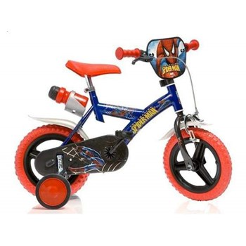 Dino Bykes - Bicicleta SpiderMan 12''