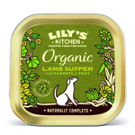 Conserva Caini Lily's Kitchen Organic cu Miel, 150 g