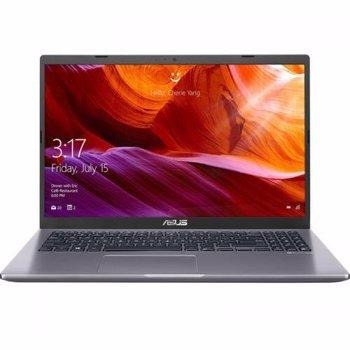 Laptop ASUS 15.6'' X509MA, HD, Procesor Intel® Pentium® Silver N5030 (4M Cache, up to 3.10 GHz), 4GB DDR4, 256GB SSD, GMA UHD 605, No OS, Slate Grey