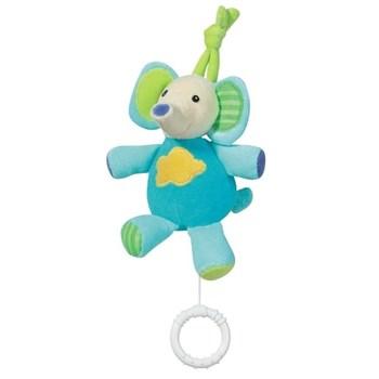 Jucarie muzicala Elefantel Brevi Soft Toys