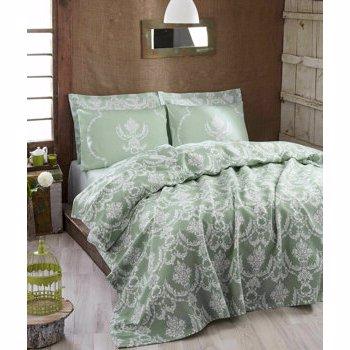 Cuvertura de pat, Eponj Home, 143EPJ5539, Multicolor