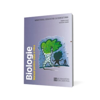 Biologie. Manual pentru clasa a VIII-a (ed. 2011)