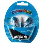 Casti audio in-ear Maxell Color Budz, Albastru