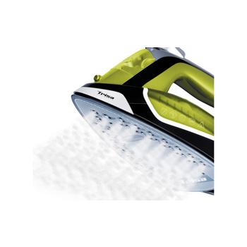 Fier de calcat Trisa Expert Steam 7951.2412 culoare verde , Putere 2200W, Functii de auto-curatare si antipicurare