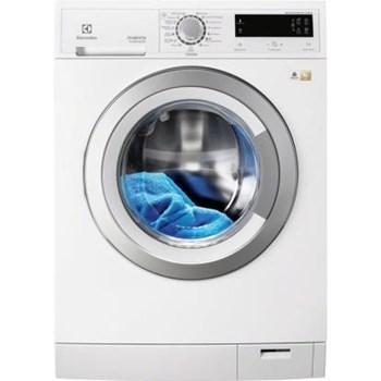 Masina de spalat rufe cu uscator Electrolux EWW1697MDW, 1600 RPM, 9 kg/7 kg, Display LCD, Clasa A, Alb