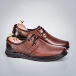 Pantofi Piele Sergio maro casual