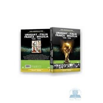 Cupa mondiala FIFA - Uruguay-Italia, Franta-Brazilia 1930-1950