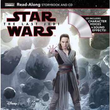 Star Wars: The Last Jedi Star Wars: The Last Jedi Read-Along Storybook and CD (Read-Along Storybook and CD)