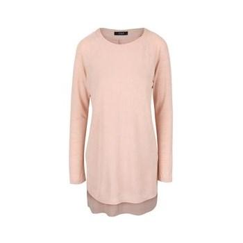 Bluza roz asimetrica VILA Sumina
