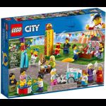 LEGO City Town - Parcul de distractii 60234