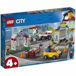 LEGO City: Town - Centrul de garaje 60232, 4 ani+, 234 piese