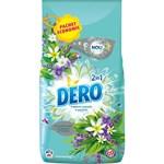 Detergent automat DERO 2 in 1 Iris Alb si Romanita, 8kg