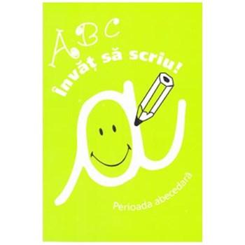 ABC invat sa scriu! A4