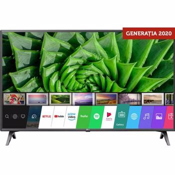 "Televizor LED LG 139 cm (55"") 55UN80003LA, Ultra HD 4K, Smart Tv, WiFi, CI+"