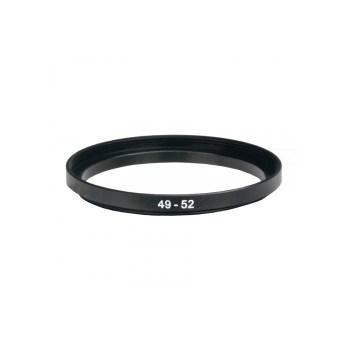 Inel reductie Step-up metalic de la 49-52mm