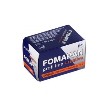 Foma Fomapan Creative 200 - film negativ alb-negru ingust (ISO 200, 135-36)