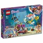 LEGO Friends - Misiunea de salvare a delfinilor 41378