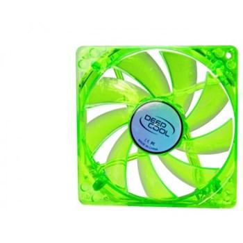 Ventilator DeepCool xfan 120mm LED Blue Green dp-xf120ugb