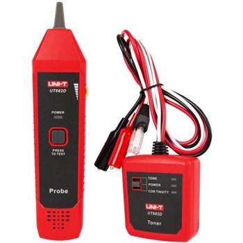 Tester cablu UT682D UNI-T, functie DCV