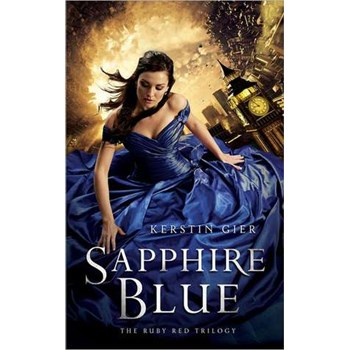 Sapphire Blue (Ruby Red Trilogy, nr. 02)