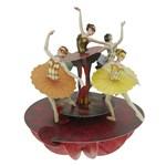 Felicitare 3D Pirouettes, balerine