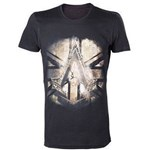 Tricou Assassins Creed Syndicate British Flag Negru M bio8020007