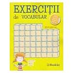 Exercitii de vocabular cls 2,3,4