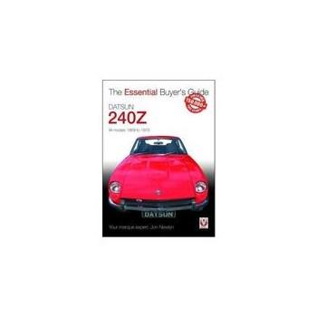 Datsun 240Z 1969 to 1973, editura Veloce Publishing