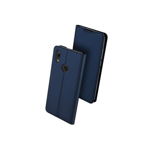 Husa Dux Ducis Book Skin dark blue pt Huawei Y7 (2019)