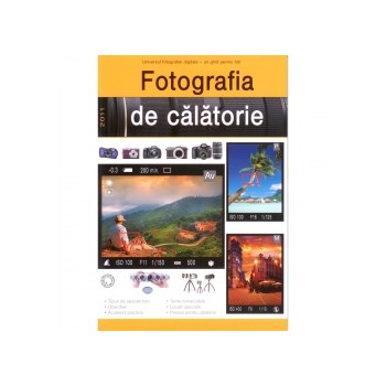 Fotografia de calatorie - Enczi Zoltan, Richard Keating - Editura Casa