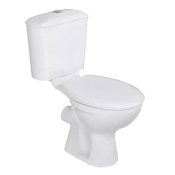 Set complet vas WC Vidima SevaLoop cu rezervor si capac