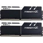 Memorie G.Skill Trident Z Black/White 32GB DDR4 3600MHz CL17 Dual Channel Kit