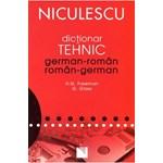 Dictionar tehnic german-roman, roman-german - H.G. Freeman, G. Glass