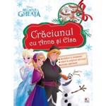 Craciunul cu Anna si Elsa