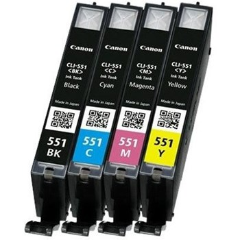MultiPack Canon CLI551