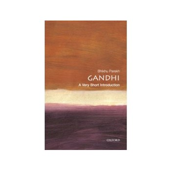 Gandhi: A Very Short Introduction (Very Short Introductions, nr. 37)