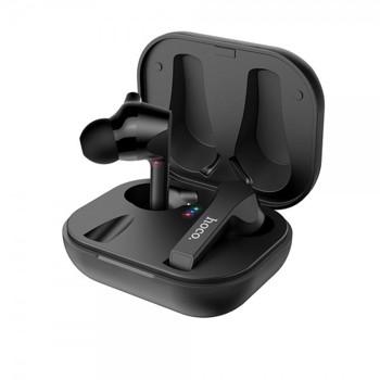 Casti Audio Wireless Hoco Es34 Pleasure Tws ,carcasa Cu Funtie De Incarcare ,negru