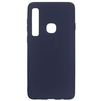 Husa Just Must Silicon Candy Samsung Galaxy A9 2018 Navy jmsca920nv