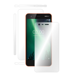 Folie de protectie Smart Protection Nokia 2 - fullbody - display + spate + laterale