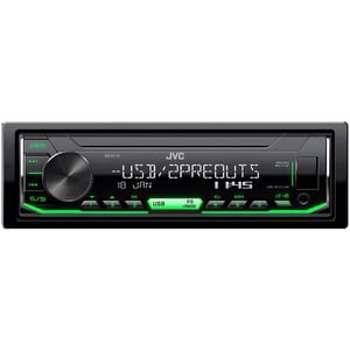 Player auto JVC KD-X176, 4 x 50W, USB, AUX