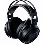 Razer Nari Essential - Wireless Gaming Headset (wireless headphones, ear pads with cold gel, THX Spatial Audio & RGB Chroma lighting for PC, PS4 & Switch) black