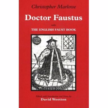 Doctor Faustus. With The English Faust Book, Paperback