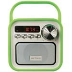 Boxa portabila Serioux Joy, Bluetooth, Radio FM, miscroSD, Verde