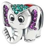 Selene Talisman de argint Dumbo