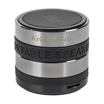 Boxa audio portabila Kruger & Matz, bluetooth, 400 mAh, 3 W