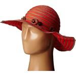 San Diego Hat Company RBM5558 Ribbon Sun Brim Hat Culoarea Grey