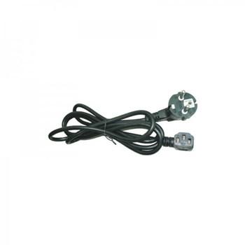 Cablu Alimentare Gembird 1.8m conector 90 grade pc-186a-vde