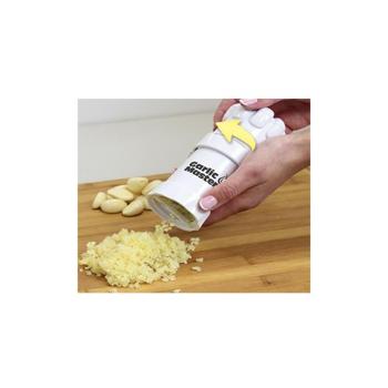 Dispozitiv de tocat si maruntit usturoi - Garlic Master 3 in 1